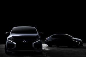 Mitsubishi обновит бюджетные компакты Mirage и Attrage
