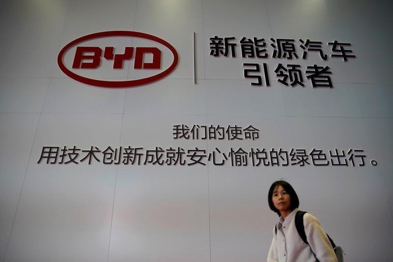 Toyota и BYD создали совместное предприятие по разработке электромобилей