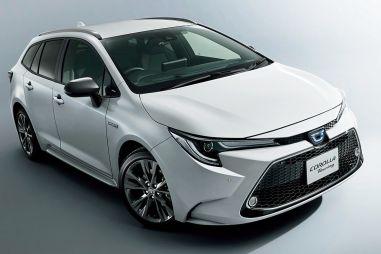Новая Toyota Corolla стала бестселлером в Японии