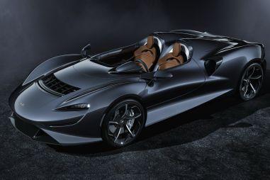 McLaren представил Elva — 800-сильный суперкар без лобового стекла