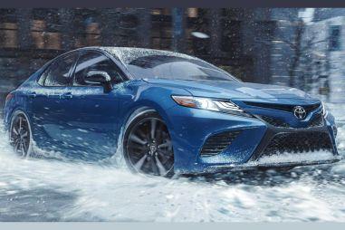 Toyota Camry получила версию с трансмиссией 4x4 от RAV4 (!!!)