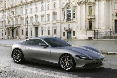 Римская колесница: Ferrari представила купе Roma