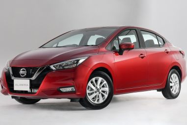 В Таиланде представили новую Nissan Almera