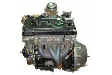 Турбомотор создают на базе блока ЗМЗ-406, который ставился на Волги.