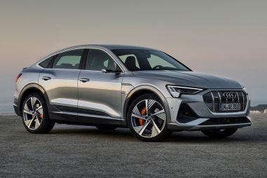Audi E-Tron Sportback стал вторым электрическим кроссовером марки