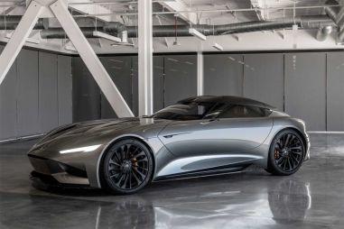 Karma показала две машины с впечатляющими характеристиками