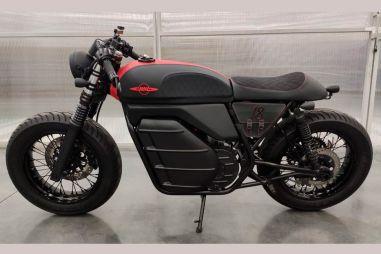 Концерн «Калашников» представил новый мотоцикл Иж