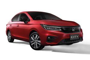 Новое поколение компактного седана Honda City получило 3-цилиндровый турбомотор