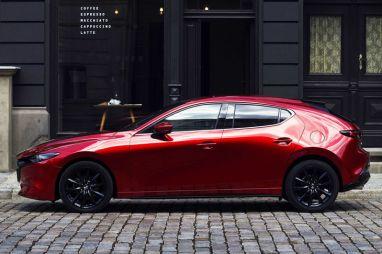Mazda3 с новым двигателем Skyactiv-X вот-вот поступит в продажу в Японии