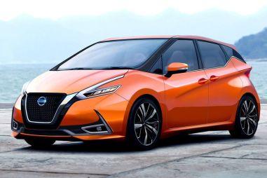 Следующий Nissan Note может получить три ряда сидений и сдвижные двери