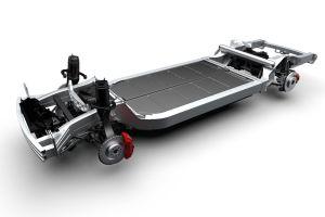Электрическую платформу от пикапа Rivian Форд использует и для люксовых машин