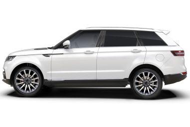 В Китае начались продажи пиратской копии Range Rover Sport (в пять раз дешевле оригинала)