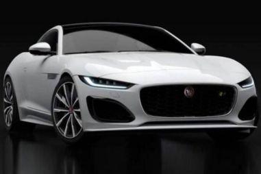Jaguar F-Type станет еще более хищным: первые фото обновления