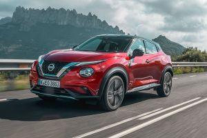 Новый Nissan Juke: безумнее снаружи, разумнее внутри