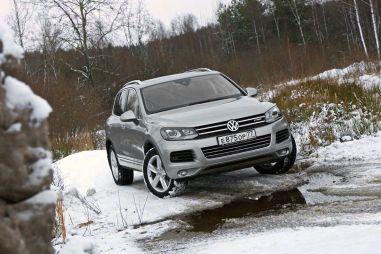 Volkswagen Touareg второго поколения (2010–2018 гг.). Живой, пока молодой?