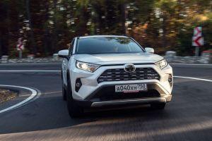 Первый тест нового Toyota RAV4. Как завещал Акио Тойода