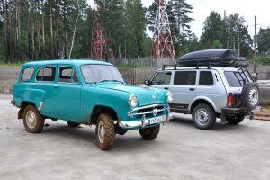 «Москвич-411» и «Нива-2131»: конкуренты вне времени