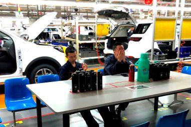 Светлое будущее. Репортаж Drom.ru c завода Changan Auto в китайском Чунцине