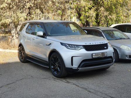 Land Rover Discovery 2017 - отзыв владельца