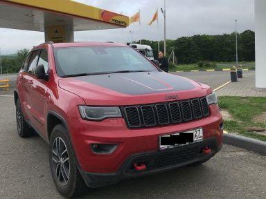 Jeep Grand Cherokee 2017 отзыв автора   Дата публикации 27.03.2019.