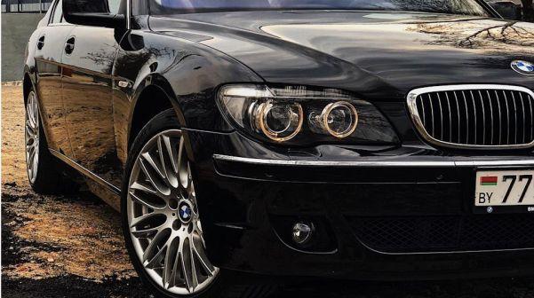 BMW 7-Series 2007 - отзыв владельца