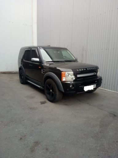 Land Rover Discovery, 2008