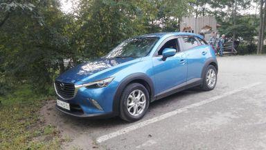 Mazda CX-3, 2015