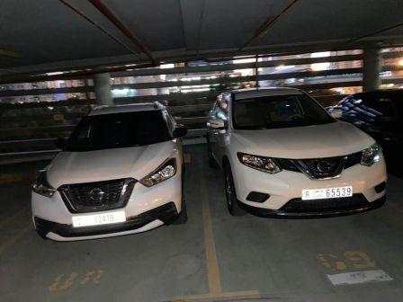 Nissan Kix 2017 - отзыв владельца