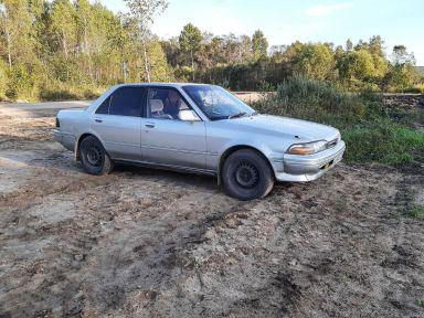 Toyota Carina, 1989
