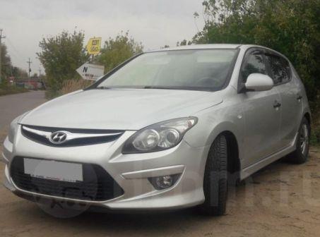 Hyundai i30 2010 - отзыв владельца