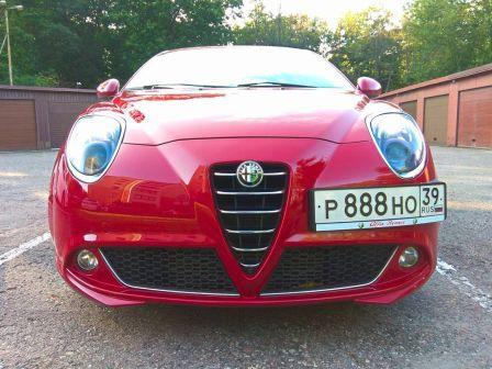 Alfa Romeo MiTo 2010 - отзыв владельца