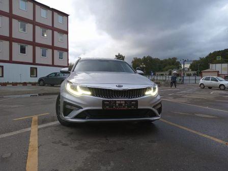 Kia Optima 2019 - отзыв владельца
