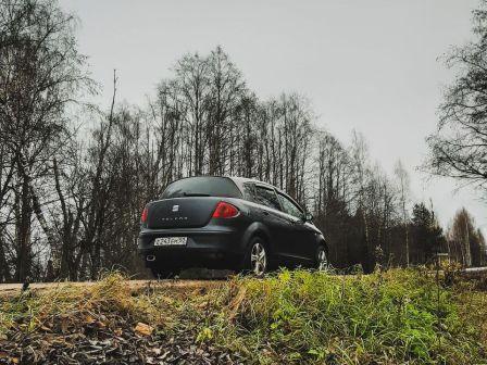 SEAT Toledo 2008 - отзыв владельца