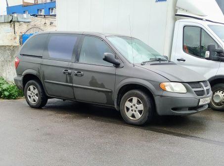 Dodge Caravan 2002 - отзыв владельца