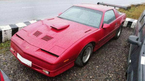 Pontiac Firebird 1988 - отзыв владельца
