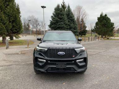 Ford Explorer, 2019
