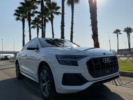 Audi Q8 2019 - отзыв владельца