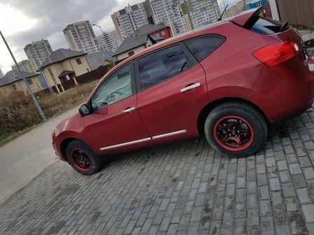 Nissan Rogue 2011 - отзыв владельца