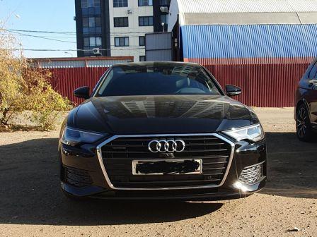 Audi A6 2019 - отзыв владельца