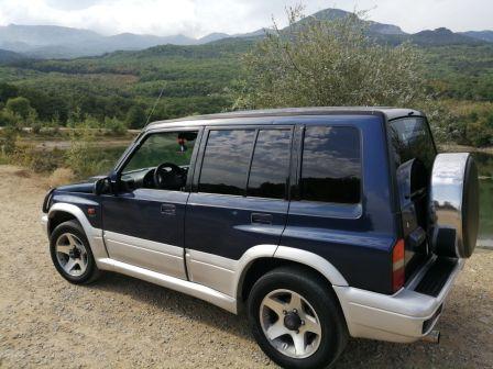 Suzuki Vitara 1996 - отзыв владельца
