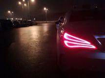Отзыв о Mercedes-Benz CLA-Class, 2015 отзыв владельца