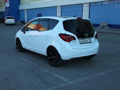 Opel Meriva 2013 отзыв автора | Дата публикации 16.11.2019.