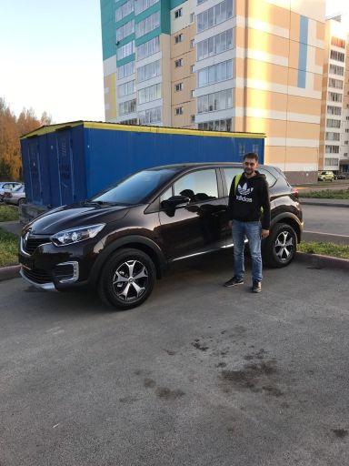 Renault Kaptur, 2019