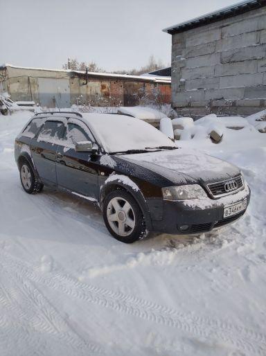 Audi A6 allroad quattro, 2001