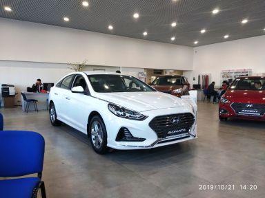 Hyundai Sonata, 2019