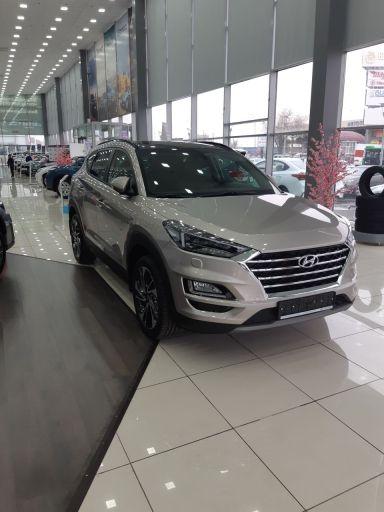 Hyundai Tucson 2019 отзыв автора | Дата публикации 18.11.2019.