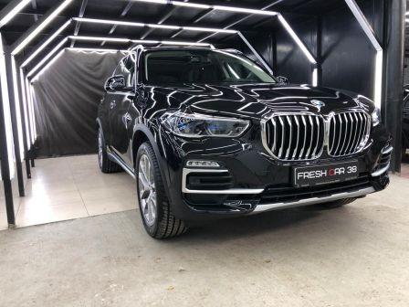BMW X5 2019 - отзыв владельца