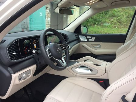 Mercedes-Benz GLE 2019 - отзыв владельца