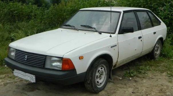 Москвич 2141 1991 - отзыв владельца