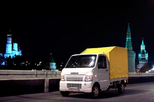 Suzuki Carry Truck 2004 - отзыв владельца